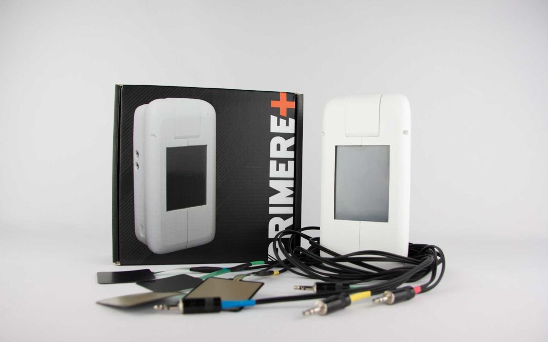Desarrollo de un dispositivo electrónico de medición de la presión en vendajes: PRIMERE +