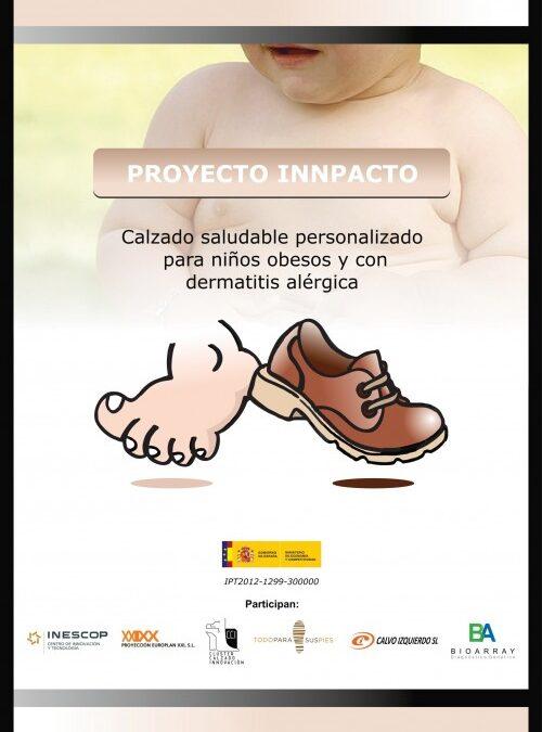 Calvo Izquierdo participa en el Proyecto INNPACTO