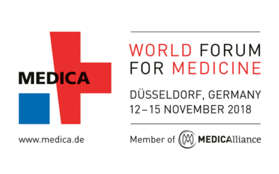 MEDICA 2018 – One more year we are present.